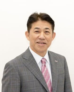 代表取締役社長 増田 栄治